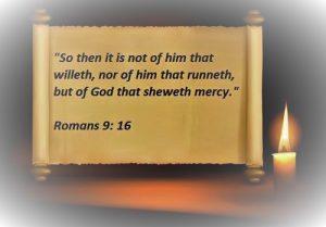 Salvation Not of Man!